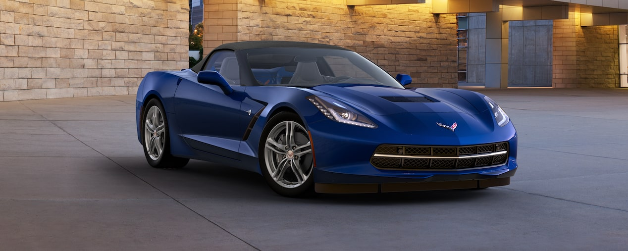 Chevrolet Corvette Stingray 2018 deportivo