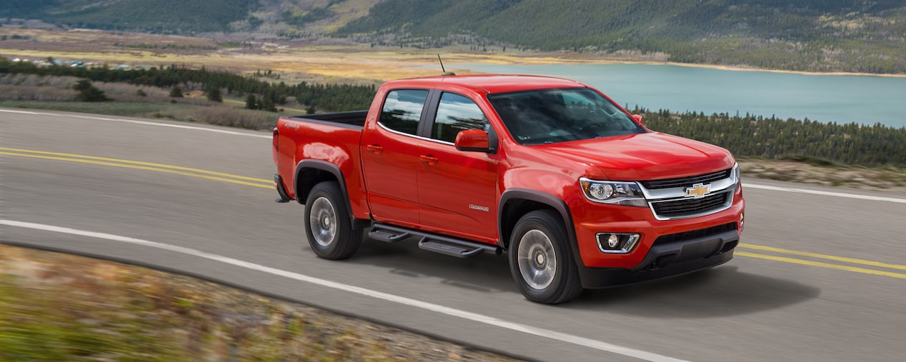 Chevrolet Colorado 2018 camioneta 4x4