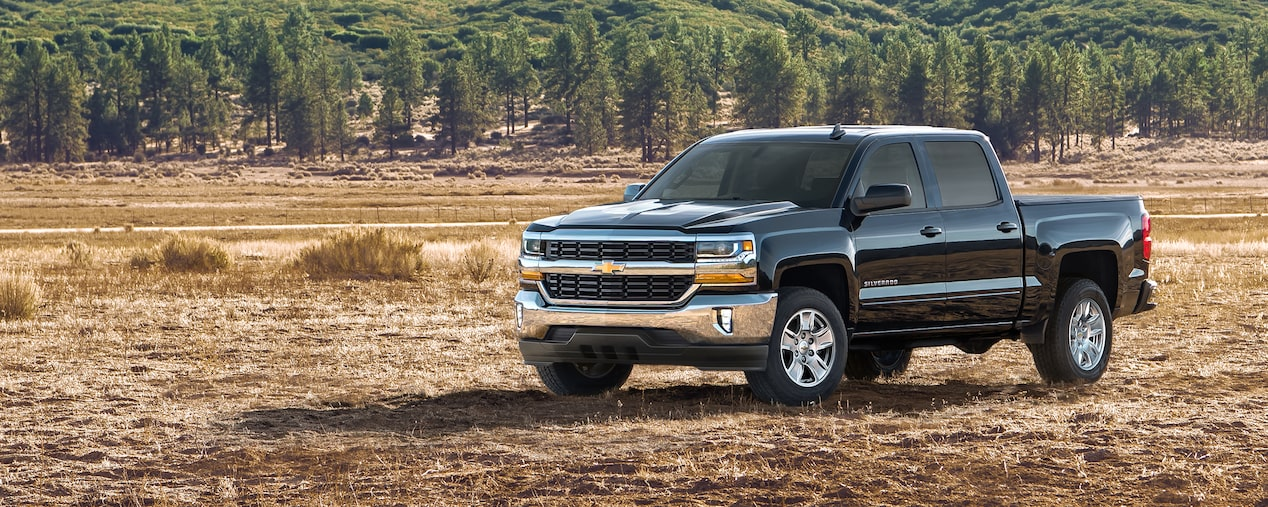 Chevrolet Silverado 2018 camioneta pick up